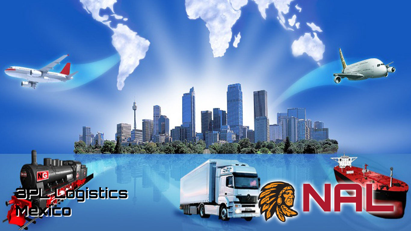 3PL Logistics Mexico